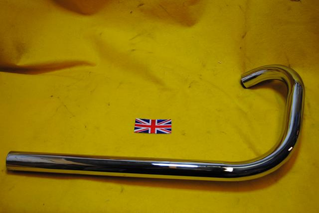 Triumph Exhaust Pipe