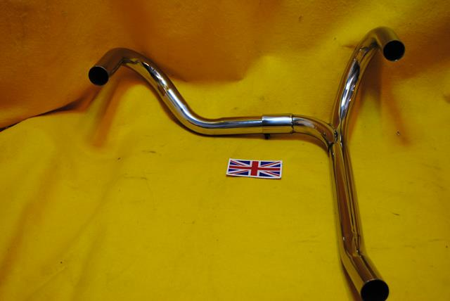 BMW Siamese Exhaust