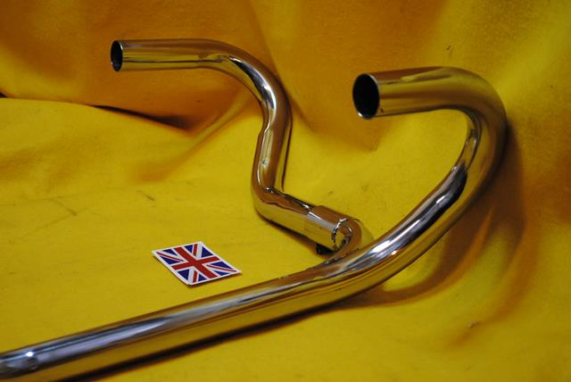 BMW R80 Exhaust