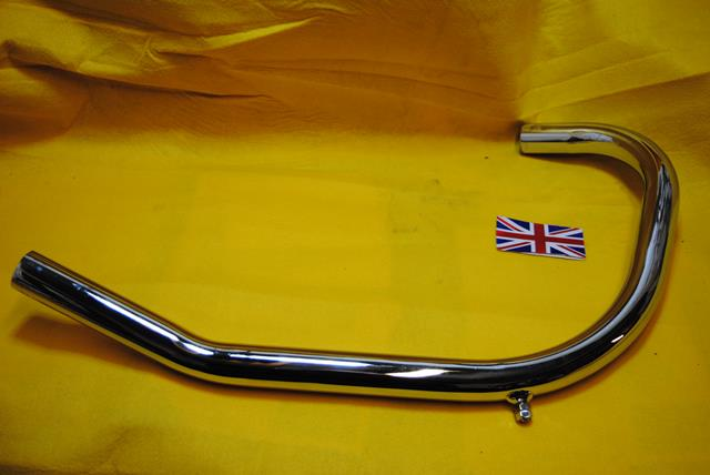 Matchless Exhaust