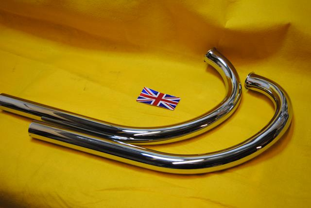 Villiers Exhaust Pipes