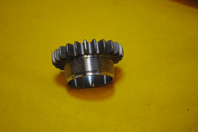 Norton Exhaust Head Nut