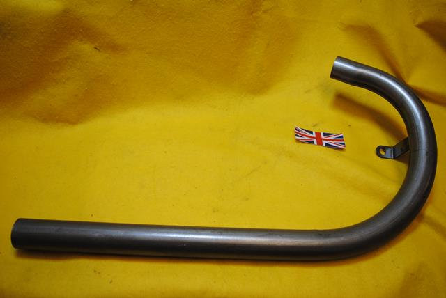 BSA Exhaust Pipe