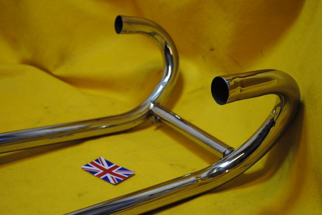 BMW Exhaust Pipe with Balance