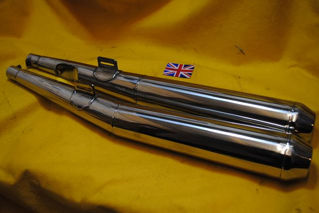 BMW Series Exhaust Silencer