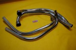Stainless Steel T160 Pipe Set